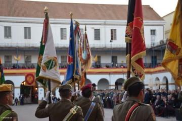 XXX edición de la Falla de las Fuerzas Armadas y Guardia Civil . (34)