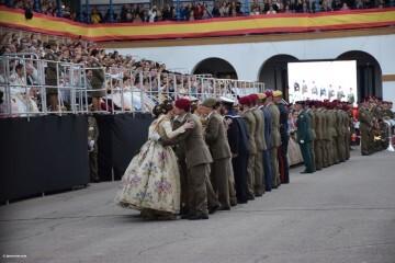 XXX edición de la Falla de las Fuerzas Armadas y Guardia Civil . (43)