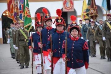 XXX edición de la Falla de las Fuerzas Armadas y Guardia Civil . (51)