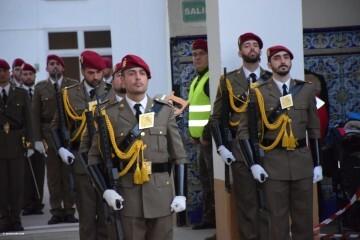 XXX edición de la Falla de las Fuerzas Armadas y Guardia Civil . (61)