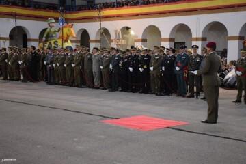 XXX edición de la Falla de las Fuerzas Armadas y Guardia Civil . (75)