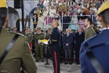 XXX edición de la Falla de las Fuerzas Armadas y Guardia Civil . (86)