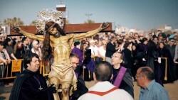 El Ayuntamiento proyecta la imagen de la Semana Santa Marinera como oferta turística