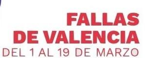 fallas valencia 2018