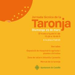 Castelló potencia el sector citrícola local amb la Jornada Tècnica de la Taronja