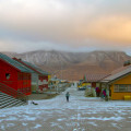 longyearbyen-sunset