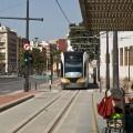 Linea 4, linea 5 y linea 6 tranvia