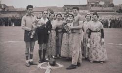 """En 1953, un grupo de marines de la VI Flota norteamericana se enfrenta al equipo local de Rafelbunyol en un partido de fútbol. Esta es la premisa de """"Good Bye Mister Marshall"""""""