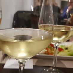 Cena maridajedel Asador Restaurante L'Alfàbega  con bodegas Vintae