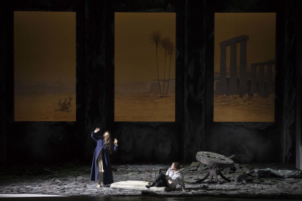 Il corsaro de Giuseppe Verdi Palau de Les Arts 26-3-2018 València Fotografías Miguel Lorenzo / Mikel Ponce