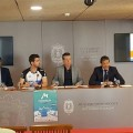 Aguas de Alicante premia el Proyecto Solidario de la Asociación Síndrome de Down con motivo de la celebración del Medio Maratón Aguas de Alicante.