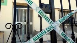 Asesinada una mujer en Albox y su pareja detenida por la Guardia Civil por un posible caso de violencia de género