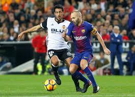 Barça Valencia Parejo 1