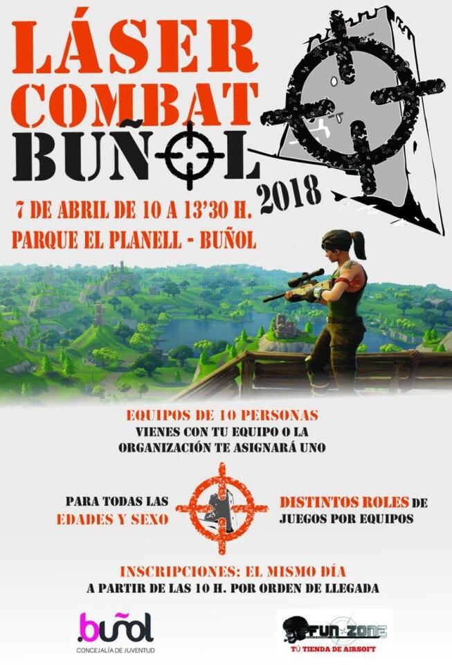 Batalla Láser Buñol