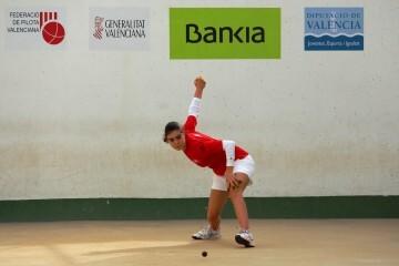 Beniparrell ocupa el primer lloc en la Lliga Bankia