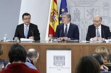 C. Ministros Mendez de Vigo, Escolanbo y Montoro