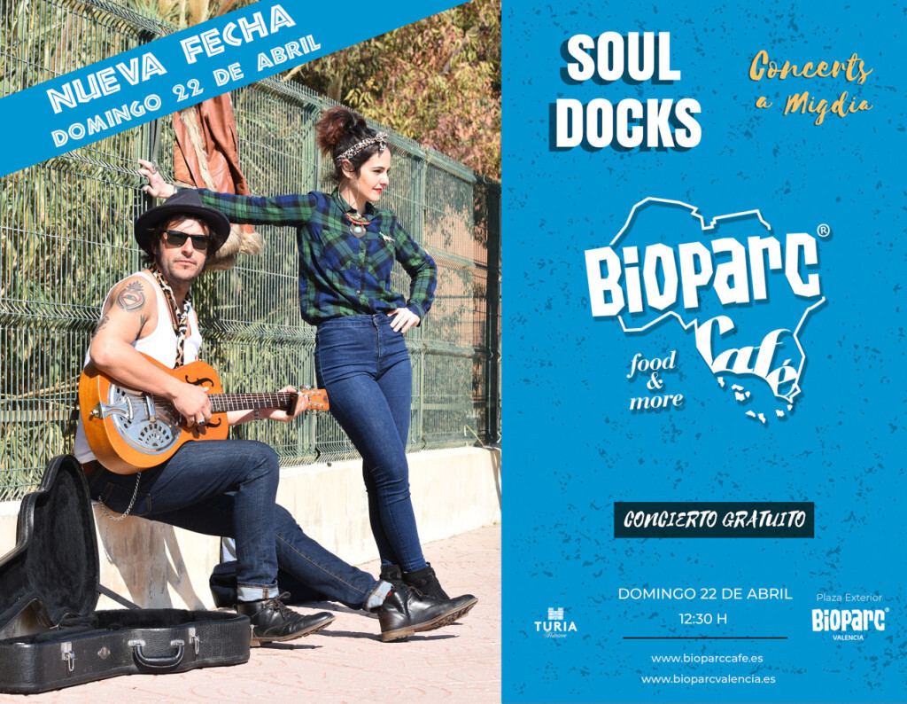 CARTEL soul docks 22 abril