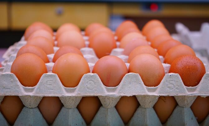 En todo el mundo se producen 68 millones de toneladas de huevos. / Pixabay
