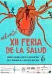 Cartel XII Feria Salud 2018
