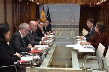 Catalá con los jueces