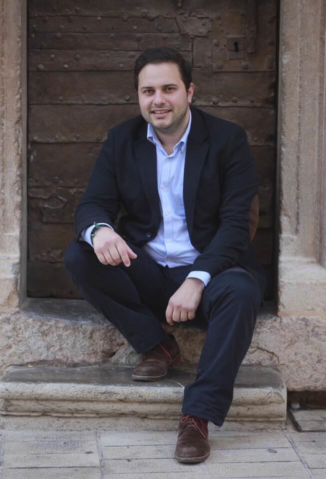 Concejal de Bienestar Social, José Luis López
