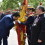Moliner jura bandera en el último y emotivo acto de la histórica visita de la Guardia Real a la provincia de Castellón