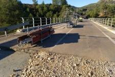 Diputació pone en marcha el proceso para ampliar la carretera y renovar la vía ciclopeatonal entre Anna y Chella.