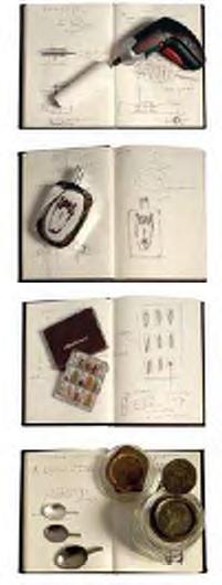 Diseños y esbozos para elBulliLUKI HUBERCon prólogo de FERRAN ADRIÀ3