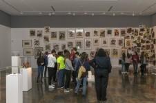 EL IVAM celebra el 125 aniversario del nacimiento de Miró.