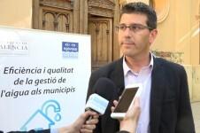Egevasa presenta su nueva estrategia en las Jornadas del agua de la Diputación remarcando su vocación de servicio público.