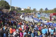 Ekiden València, esfuerzo compartido en un maratón por relevos.