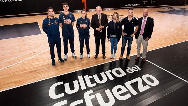 """El Valencia Basket y la Fundación Trinidad Alfonso son los principales vehículos del """"Mecenazgo Deportivo de Juan Roig""""."""