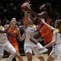 El mejor baloncesto femenino en La Fonteta.