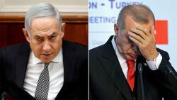 Erdogan y Netanyahu