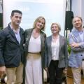 Ganadores: José María Colonques, Zdenka Lara, María Ciscar, Santiago Mañez
