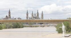 Inundaciones en Aragón