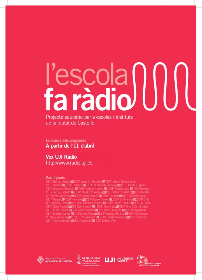 L'Escola Fa Ràdio rectificat