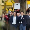 La Diputación ayuda a la Granja de la Costera a convertir su calle principal en un bulevar con wifi y parque infantil.