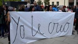 La Manada Juicio Protestas