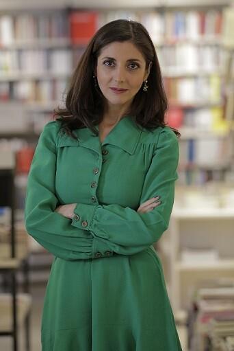 La escritora más joven en ganar un Premio Planeta estará en el stand de la Casa del Libro.