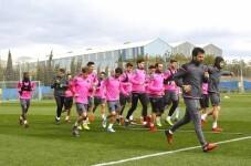 Levante UD entrenamiento 4