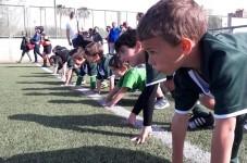 Más de 600 niños participarán en el Torneo Pantera este fin de semana en Quatre Carreres.