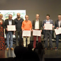 El Ayuntamiento entrega los Premios Ciutad de Castellón 2018 en el Teatro del Raval