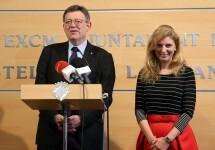 Puig traslada a la alcaldesa de Castellón el interés de las empresas japonesas por invertir en la provincia.