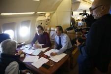 Rajoy Viaje a Argentina 1
