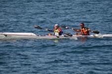 Segunda copa de España de kayak de mar