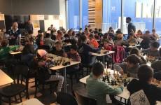 Torneo de Ajedrez de Pascua Ikea-Valencia.