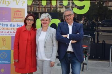València Turisme La Fira de les Comarques 2018 pilar moncho evarist caselles Maria Josep Amigó (1)