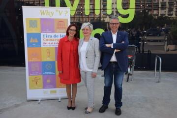 València Turisme La Fira de les Comarques 2018 pilar moncho evarist caselles Maria Josep Amigó (9)