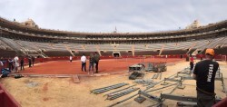 València arropa al equipo español de tenis en las horas previas a la Copa Davis (1)